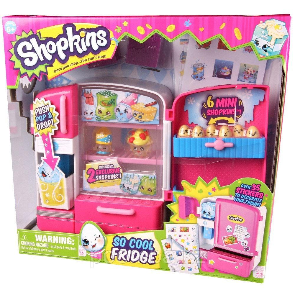 """Игровой набор Shopkins""""Холодильник"""""""