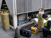 Ремонт, монтаж промышленного холодильного и теплообменного оборудования Чиллер, Фанкойл, тепловые насосы