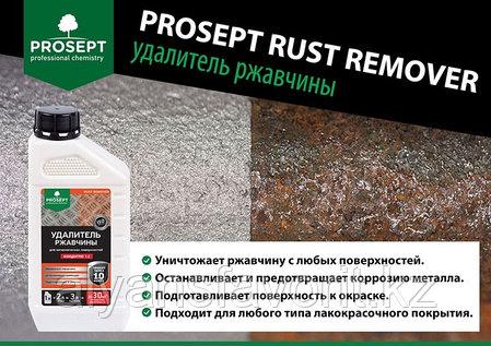 RUST REMOVER - удалитель ржавчины - концентрат. 1 литр.РФ, фото 2