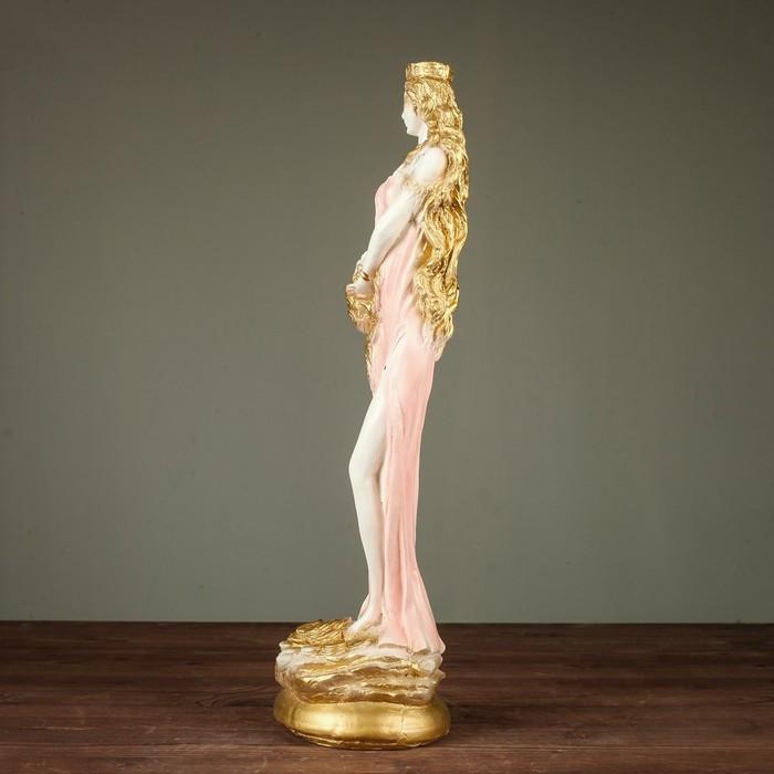 """Фигура """"Фортуна средняя"""" белое золото 50 ×15×15см МИКС - фото 6"""