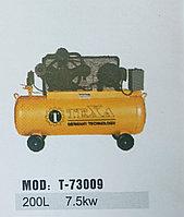 Компрессоры нов 200л 7,5 кВт 3х головый ременной Т73009