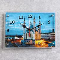 """Часы настенные, серия: Город, """"Мечеть"""" 25х35 см, микс"""