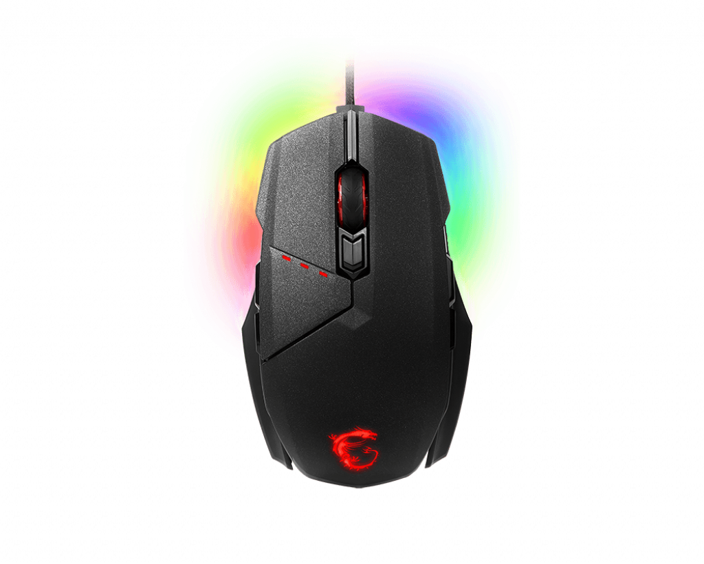 Мышь MSI Clutch GM60 GAMING Mouse (Black)