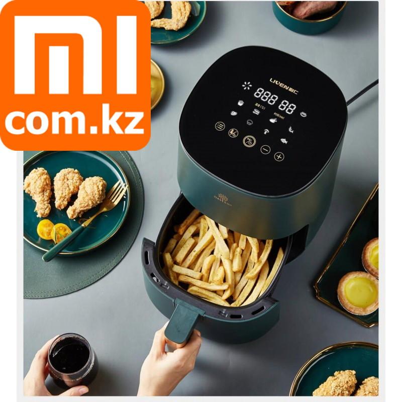 Аэрофритюрница для обжарки без масла Xiaomi Mi Liven Oasis Smart Oil-free Air Fryer. Оригинал. Арт.6575