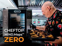 Новый пароконвектомат Unox CHEFTOP MIND.Maps™ ZERO — высокое качество и низкая цена!
