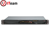 Сервер Supermicro 1U/Xeon E3-1220 v6 3GHz/16Gb/2x1Tb, фото 1