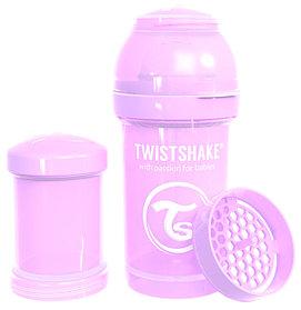 Антиколиковые бутылочки Twistshake Pastel