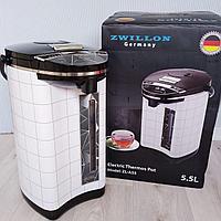 Чайник-Термос (Термопот) 5,5 литров, ZWILLON ZL-A55., фото 1