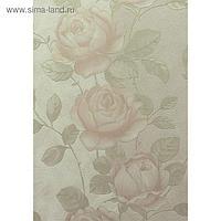 Обои на флизелине Erismann 3573-2 Profi Deco 2 роза на бежевом 1,06х10м