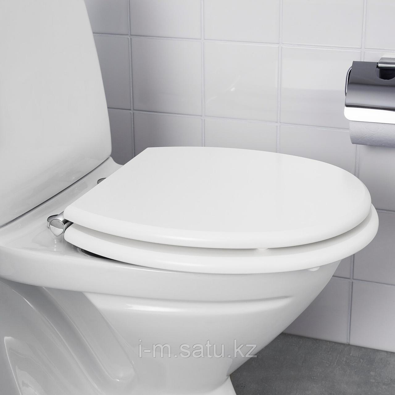 КУЛЛЭРНА Сиденье для унитаза, белый