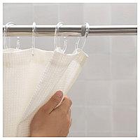 ХОРНЕН Штанга для шторы в ванную, 70-120 см, фото 1