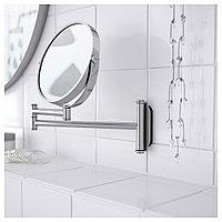 БРОГРУНД Зеркало, нержавеющ сталь, 3x27 см, фото 1