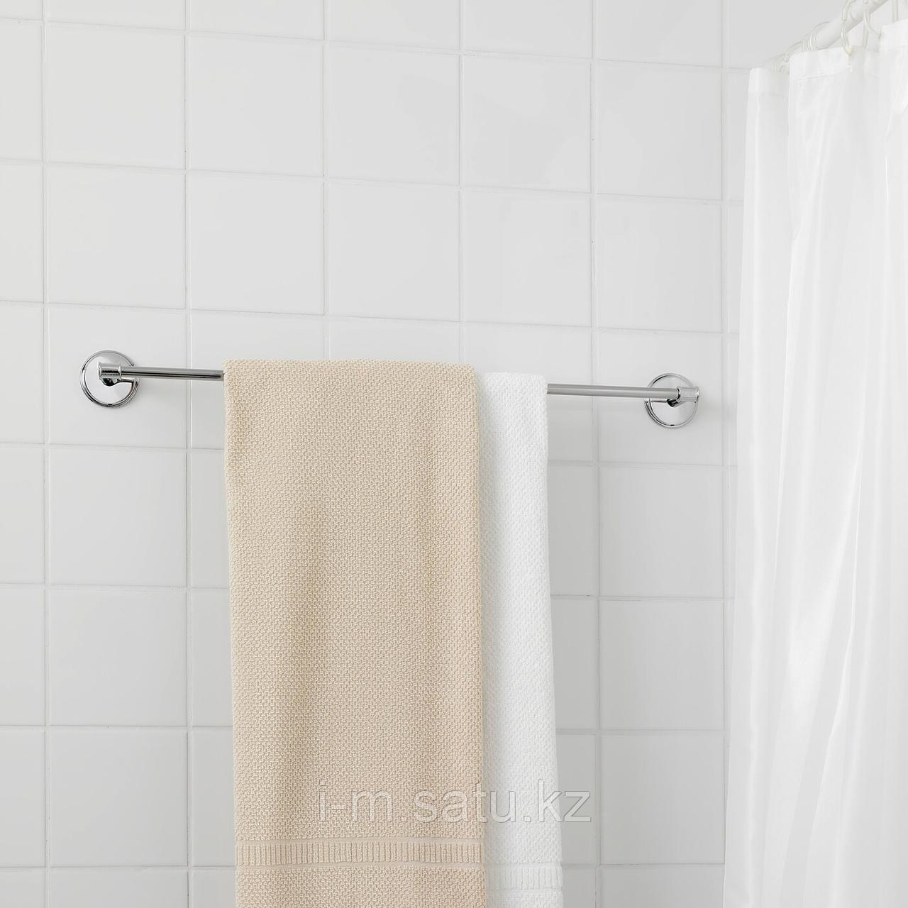 БАЛУНГЕН Штанга для полотенца, хромированный, 69 см