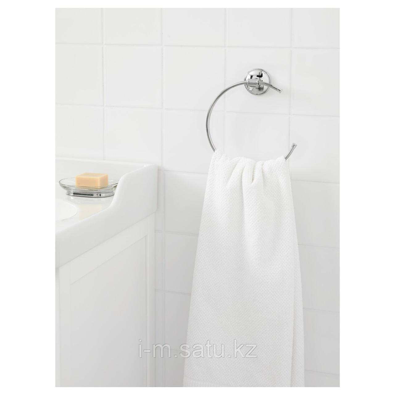 БАЛУНГЕН Вешалка для полотенец, хромированный, 24 см