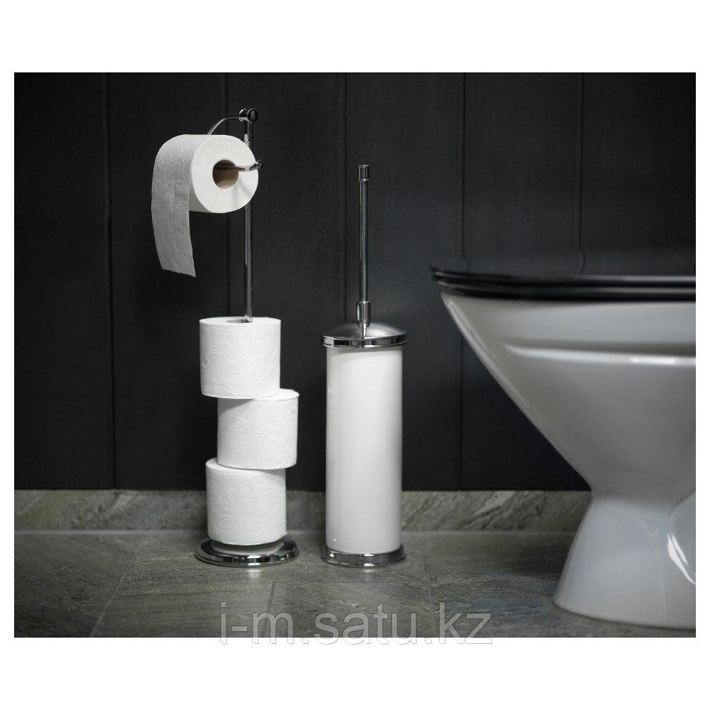БАЛУНГЕН Держатель туалетной бумаги, хромированный