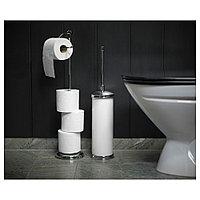БАЛУНГЕН Держатель туалетной бумаги, хромированный, фото 1