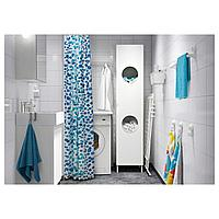 ЛИЛЛОНГЕН Шкаф, белый, белый 40x38x179 см, фото 1