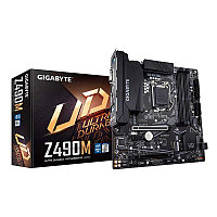 Intel 1200 H470 Gigabyte Z490M, фото 1