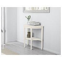 АРКЕЛЬСТОРП Приоконный стол, белый, 80x40x75 см, фото 1