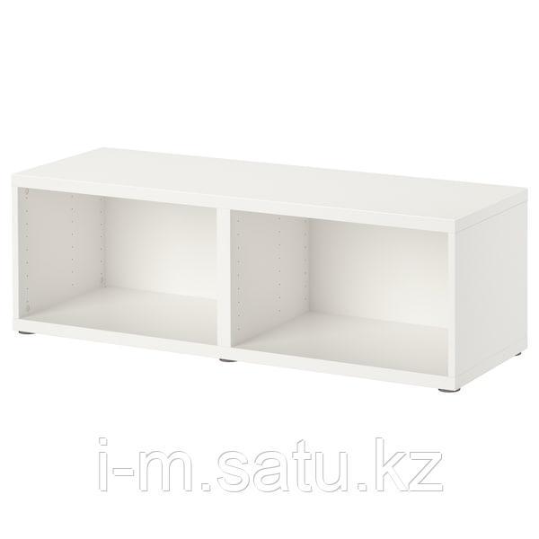 БЕСТО Каркас, белый, 120x40x38 см