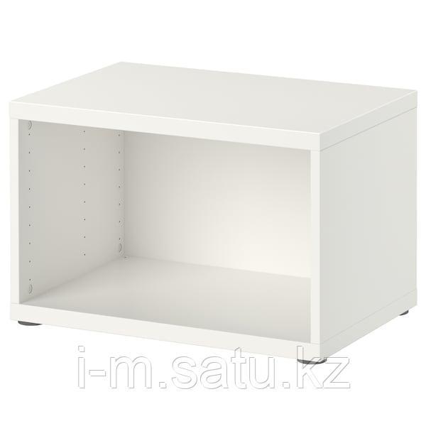 БЕСТО Каркас, белый, 60x40x38 см