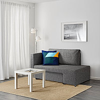 ГРЭЛЛЬСТА 2-местный диван-кровать, Сандсбру серый, фото 1