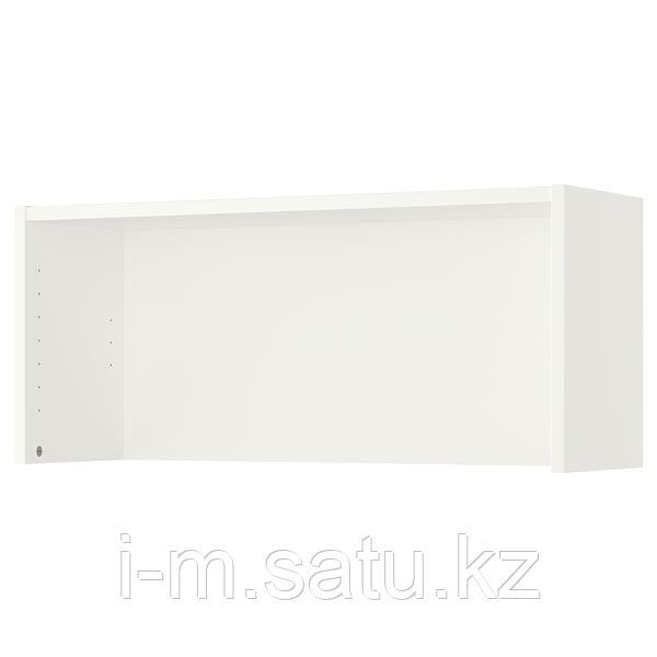 БИЛЛИ Верхняя полка, белый, 80x28x35 см