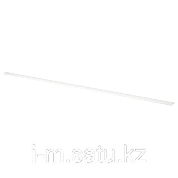 БИЛЬСБРУ Ручка, белый, 2220 мм