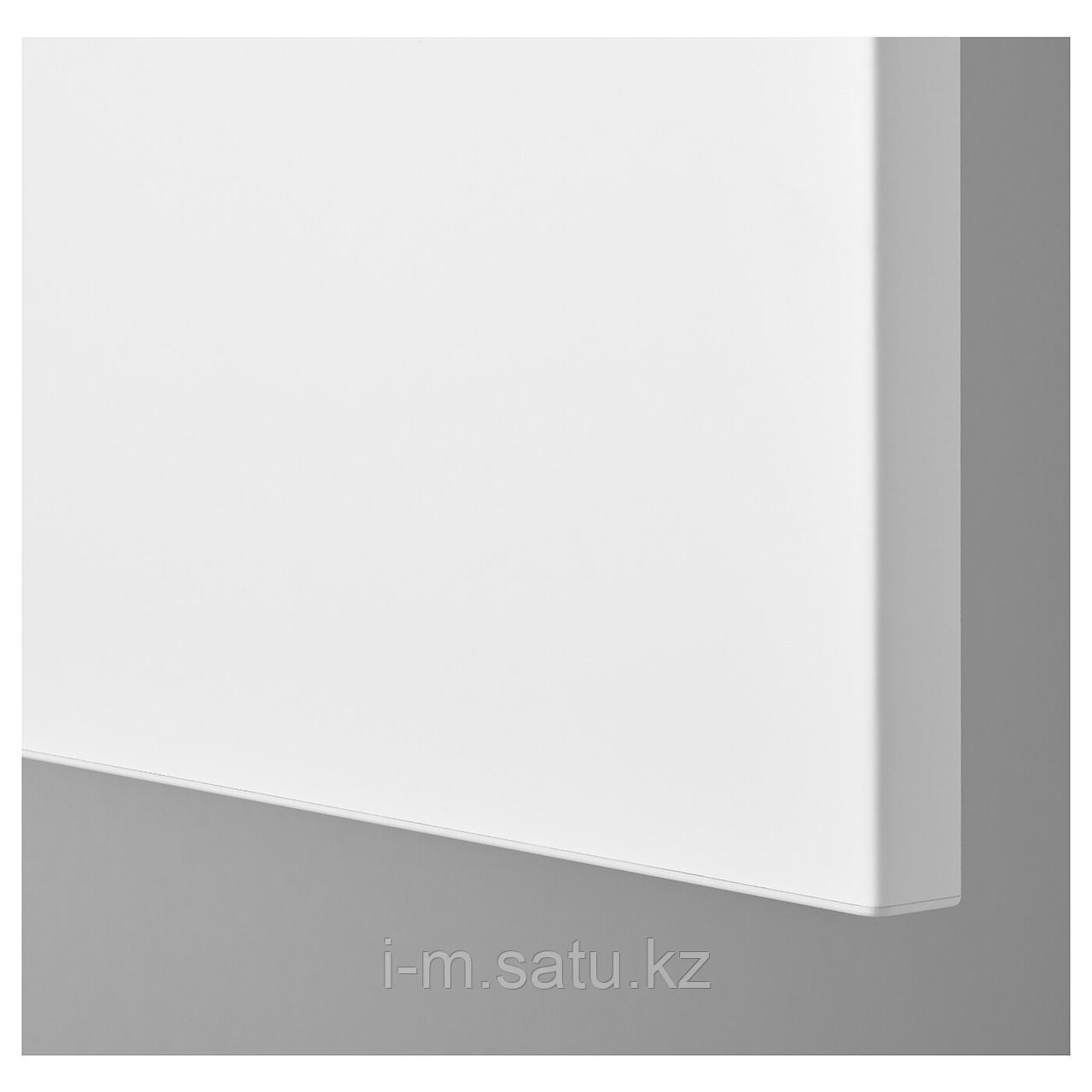 ВАЛЬВИКЕН Дверь/фронтальная панель ящика, белый, 60x38 см
