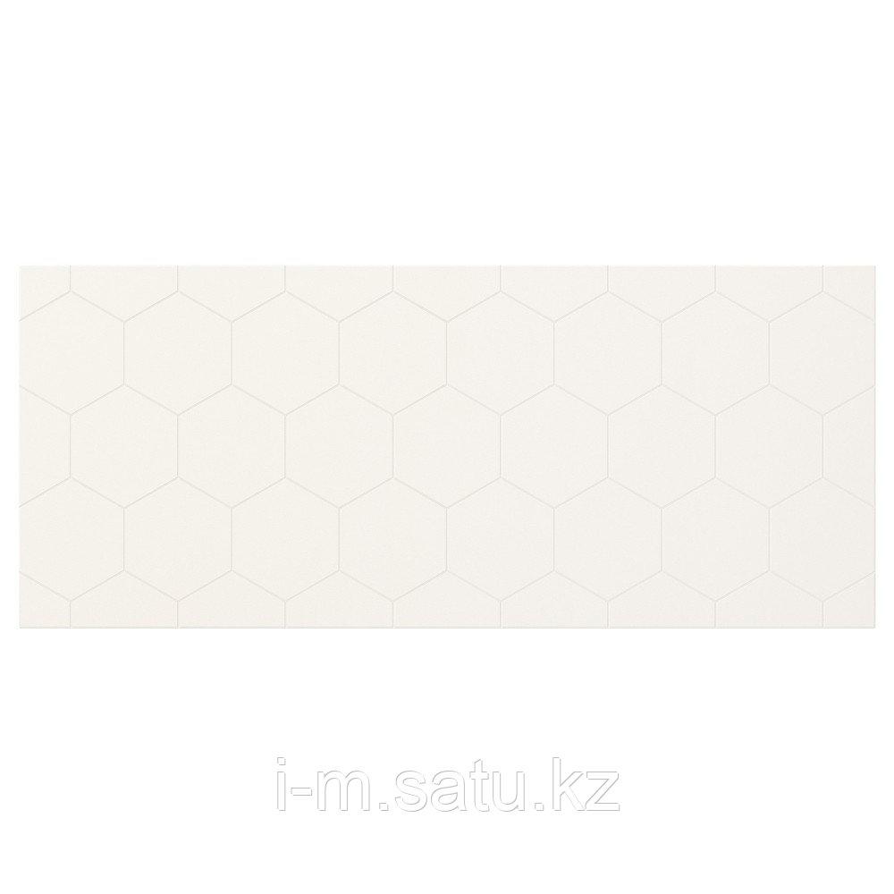 ВАЛЬВИКЕН Фронтальная панель ящика, белый, 60x26 см