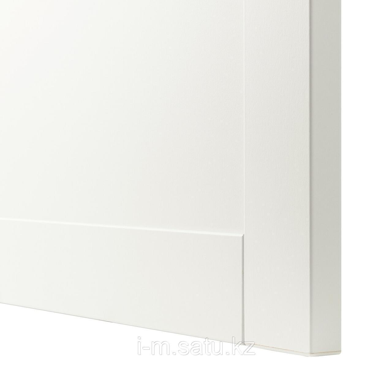 ХАНВИКЕН Дверь/фронтальная панель ящика, белый, 60x38 см