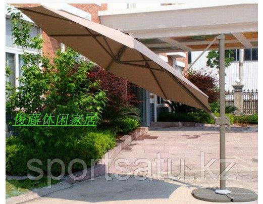 Садовый зонт для кафе,ресторанов и отдыха 3*3 м
