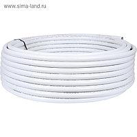 Труба металлопластиковая STOUT, d=26 x 3 мм, бухта 50 м, белая