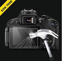 Защитное стекло на LCD дисплей Sony A7 (alpha 7), фото 3