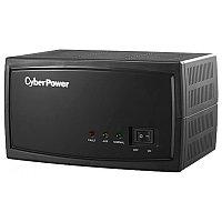 Стабилизатор напряжения релейный CyberPower AVR600E (Black)