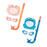 Набор для плавания Lil' Sea Creature 3+, BESTWAY, 24019