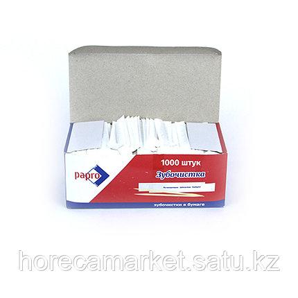 Зубочистки в бумажной обертке (1000 шт), фото 2