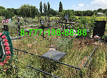 Благоустройство могилы, фото 3