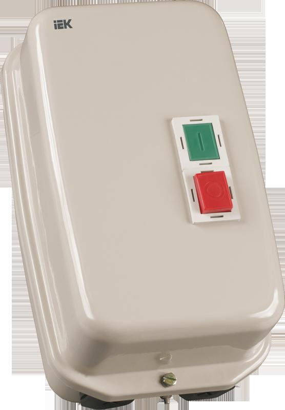 Контактор КМИ-49562 95А в оболочке  380В ИЭК