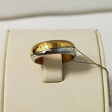 Обручальное кольцо 16 размер