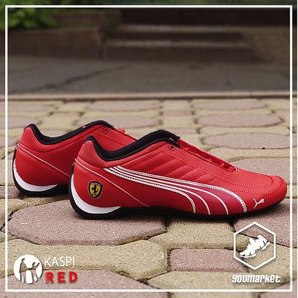 """Кроссовки Puma Ferrari """"Red Cat"""", фото 2"""