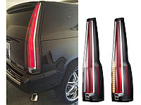 Задние фонари 4-го поколения на Cadillac Escalade 3 2006-2014, фото 1