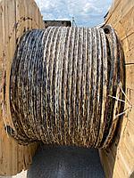 Не содержащий галогена гибкий кабель