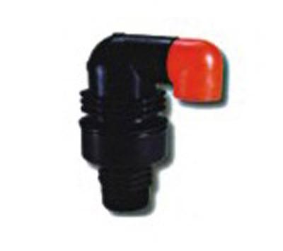 Впускной и выпускной клапан / воздушный клапан