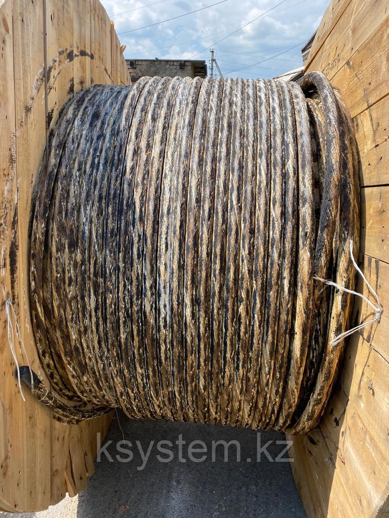 Кабель  АВВГЭнг(А) 4х185 мс(N) -1