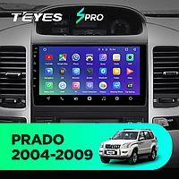 Магнитола Teyes SPRO для Toyota Land Cruiser Prado 120