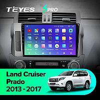 Магнитола Teyes SPRO для Toyota Land Cruiser Prado 155 2014-2017