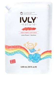 IVLY NATURE BABY FABRIC SOFTENER  Кондиционер для Детского Белья с экстрактами цветка Лотоса и Бамбука 1200мл.