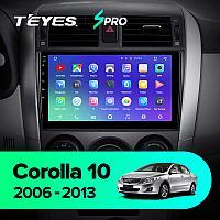 Магнитола Teyes SPRO для Toyota Corolla 2007-2012