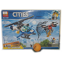 Конструктор Cities, 210 деталей., фото 1